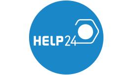 Bouton d'alarme Help24